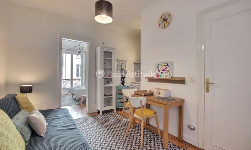 Rent Apartment 1 Bedroom 30m² passage d Enfer, 14 Paris
