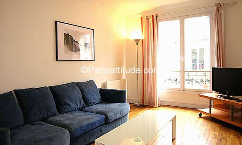 Location Appartement 1 Chambre 59m² boulevard de Grenelle, 15 Paris