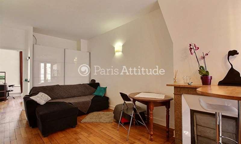 Location Appartement 1 Chambre 35m² rue du Theatre, 15 Paris