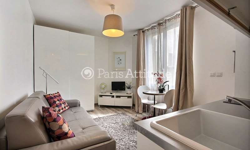 Location Appartement Studio 19m² rue Raymond Losserand, 14 Paris