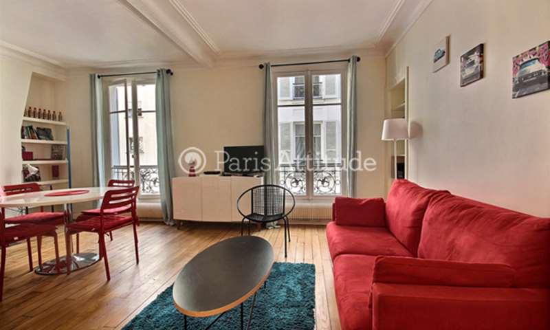 Location Appartement 1 Chambre 52m² rue Trousseau, 75011 Paris