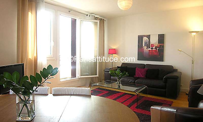 Rent Apartment 2 Bedroom 75m² rue de la Tombe Issoire, 75014 Paris