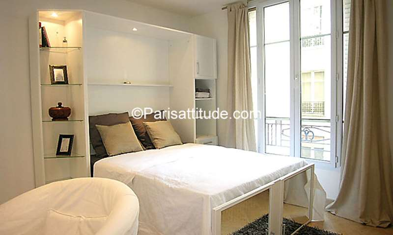Location Appartement Studio 26m² rue Belliard, 18 Paris