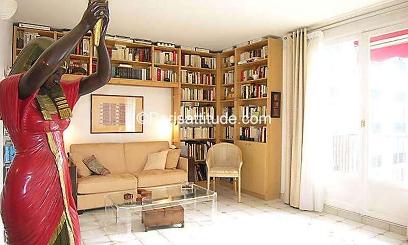 Rent Apartment 1 Bedroom 57m² route de la Reine, 92100 Boulogne Billancourt