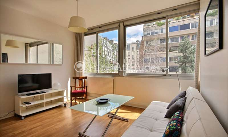 Rent Apartment 1 Bedroom 36m² rue Campagne Premiere, 75014 Paris
