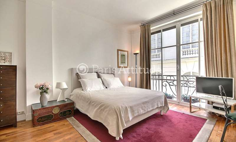 Rent Apartment Studio 28m² villa Wagram, 75008 Paris
