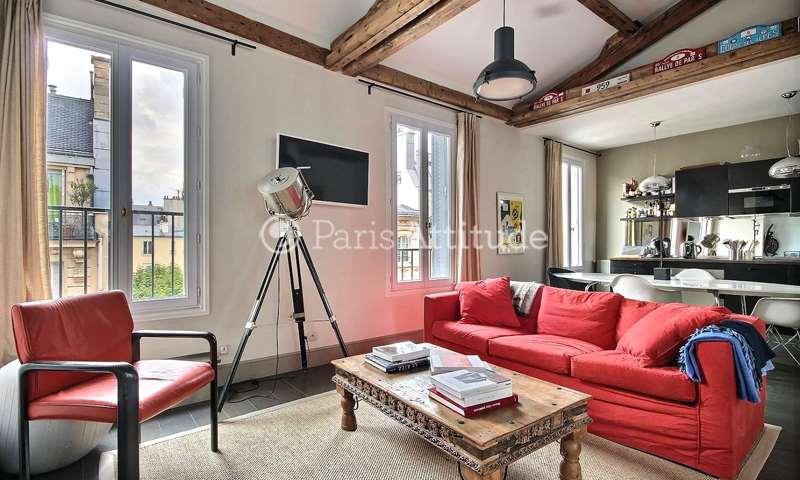 Rent Apartment 1 Bedroom 45m² rue de Florence, 8 Paris