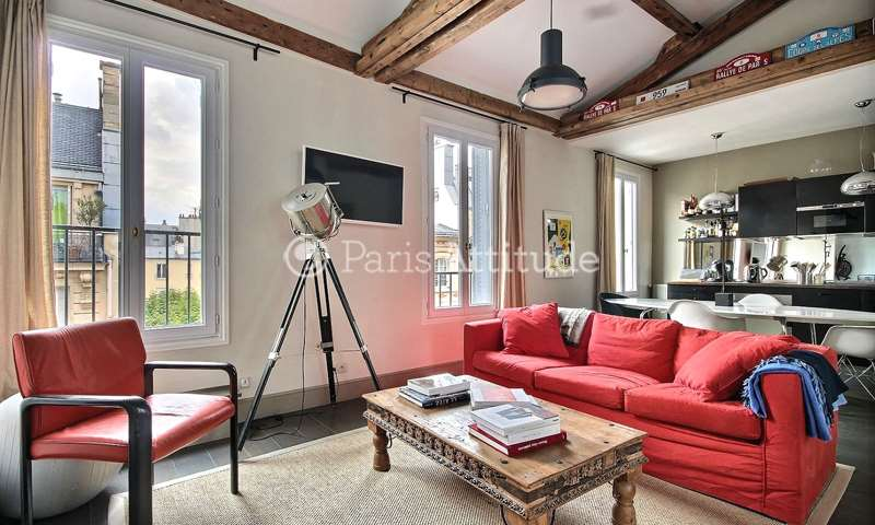 Rent Apartment 1 Bedroom 45m² rue de Florence, 75008 Paris