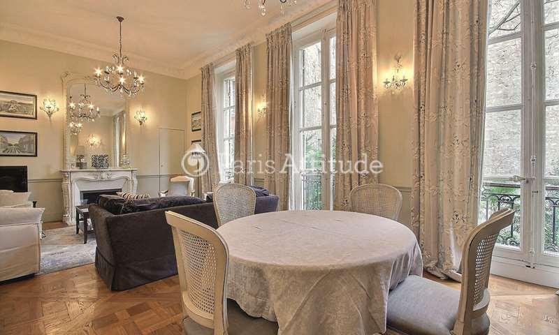 Rent Apartment 2 Bedrooms 100m² rue du Cherche Midi, 6 Paris