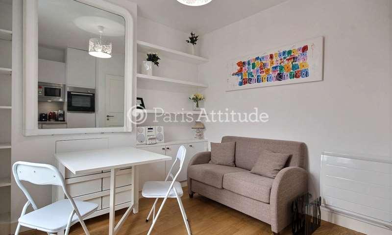 Rent Apartment 1 Bedroom 33m² rue Voltaire, 11 Paris