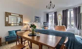 Aluguel Apartamento Quitinete 31m² rue du Conservatoire, 9 Paris