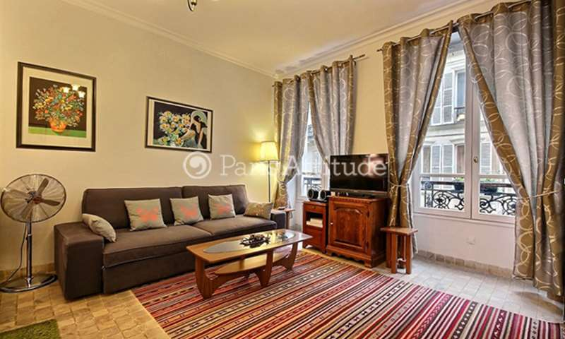 Rent Apartment Studio 31m² rue du Conservatoire, 75009 Paris