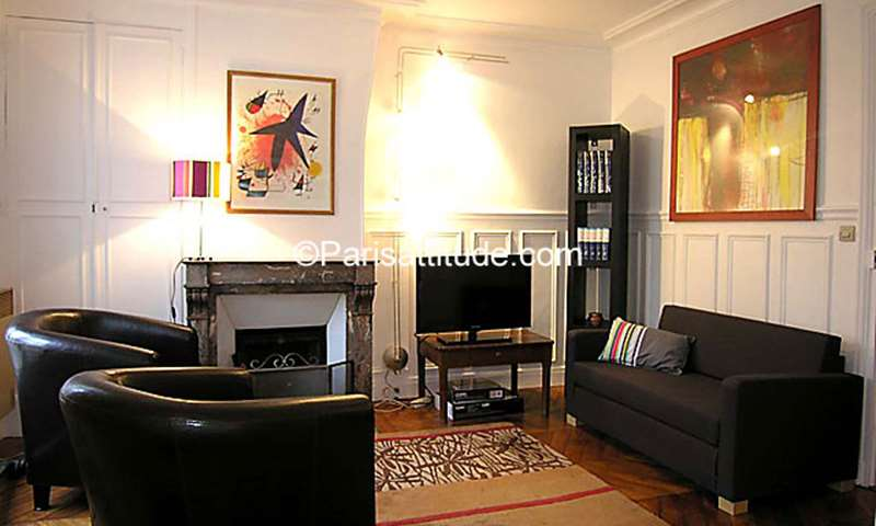 Rent Apartment 1 Bedroom 39m² rue Legendre, 17 Paris