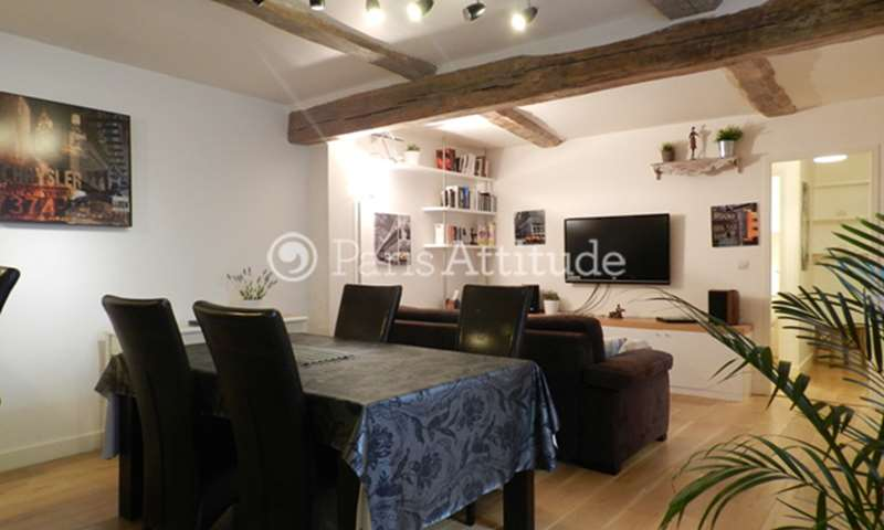 Rent Apartment 2 Bedroom 78m² rue de Bercy, 75012 Paris