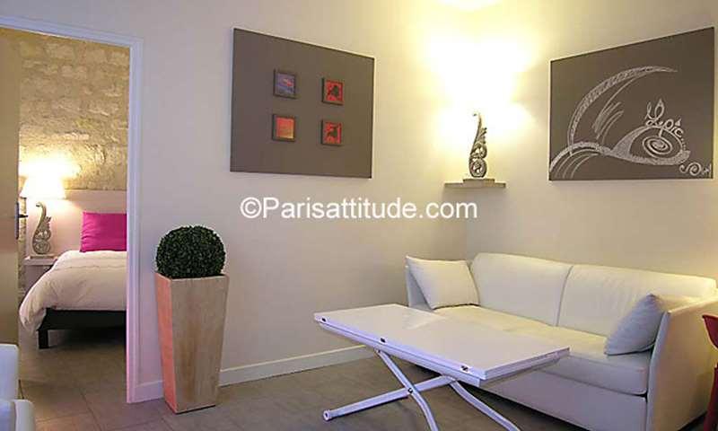 Location Appartement 1 Chambre 36m² rue Lepic, 18 Paris