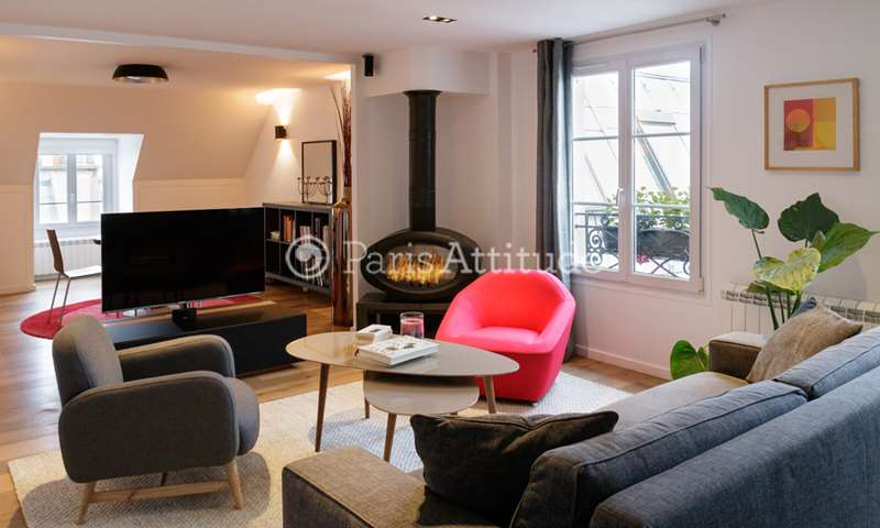 Rent Apartment 1 Bedroom 73m² rue Saint Denis, 2 Paris