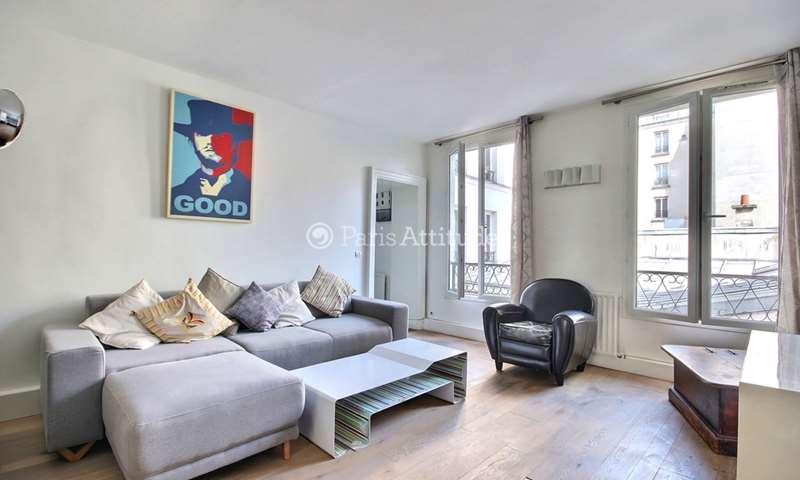 Rent Apartment 1 Bedroom 55m² rue de Lancry, 10 Paris