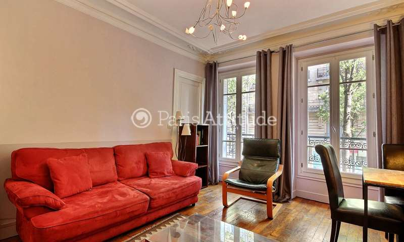 Rent Apartment 1 Bedroom 46m² rue Ordener, 75018 Paris