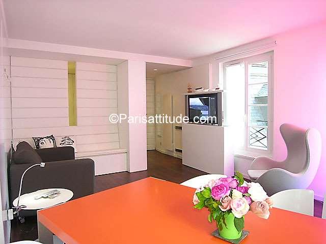 Louer Appartement meublé Studio 32m² rue de Normandie, 75003 Paris