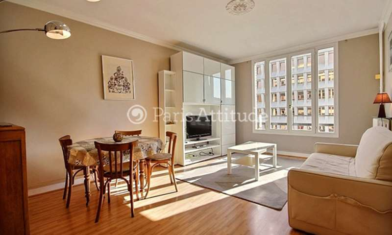 Rent Apartment 1 Bedroom 43m² rue du Chevaleret, 75013 Paris