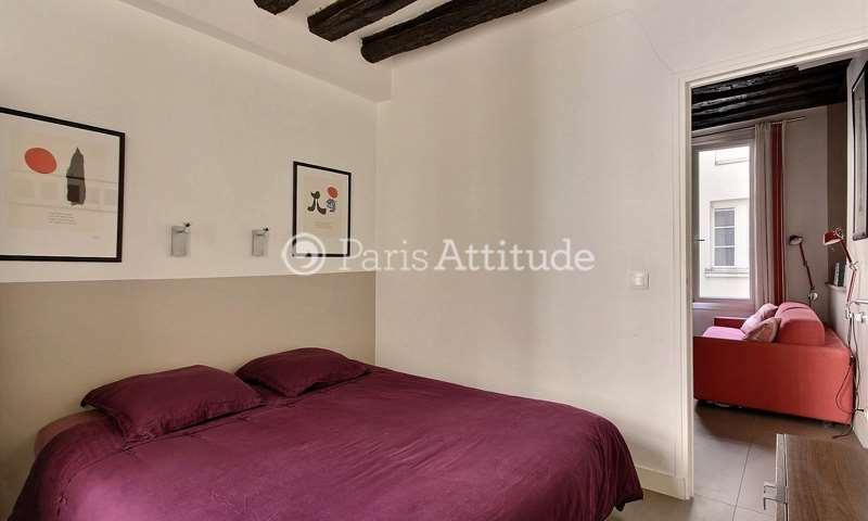 Rent Apartment 1 Bedroom 29m² rue Tiquetonne, 2 Paris