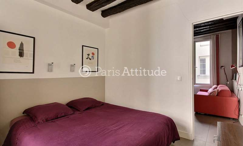 Aluguel Apartamento 1 quarto 29m² rue Tiquetonne, 2 Paris