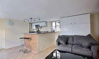Location Appartement Studio 30m² rue Quincampoix, 3 Paris