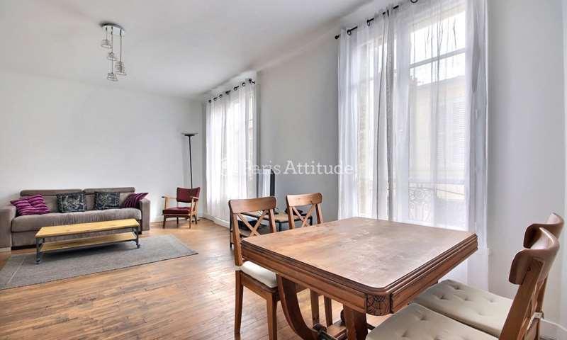 Rent Apartment 1 Bedroom 54m² rue de l Arc de Triomphe, 17 Paris