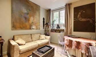 Location Appartement Alcove Studio 38m² Cité Martignac, 7 Paris