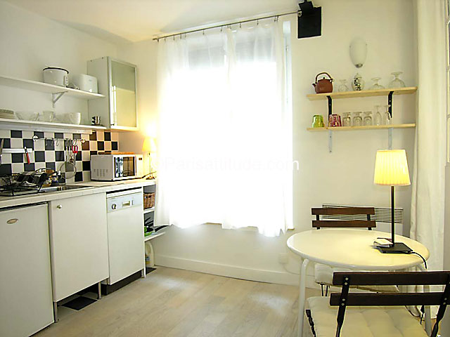 Apartment Studio 19 m² Place de Clichy - Montmartre