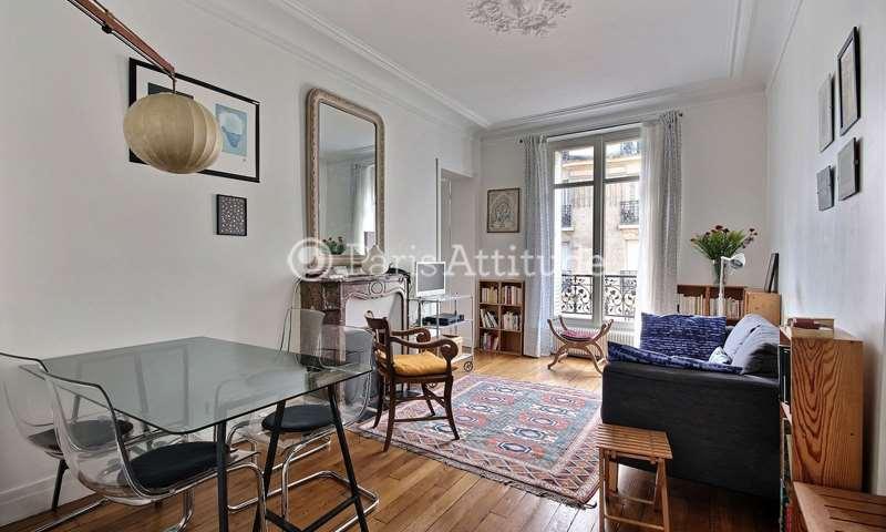 Location Appartement 2 Chambres 60m² rue Nelaton, 15 Paris