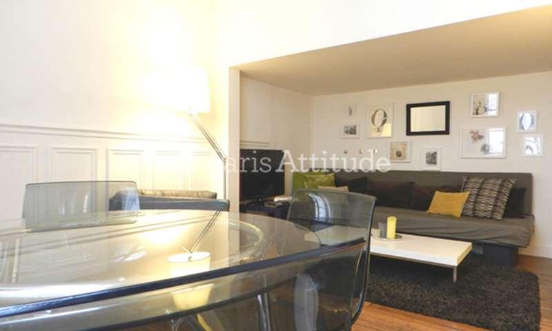 Rent Apartment 2 Bedrooms 64m² boulevard Richard Lenoir, 11 Paris