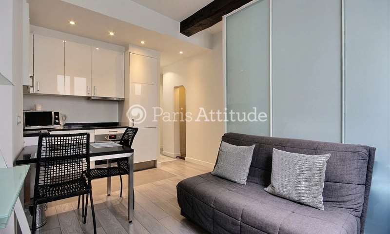 Location Appartement 1 Chambre 28m² rue Vieille du Temple, 75003 Paris