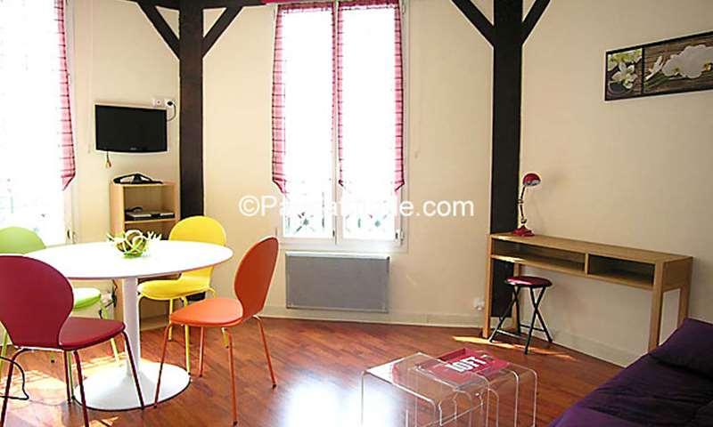 Rent Apartment 1 Bedroom 32m² rue de Malte, 75011 Paris