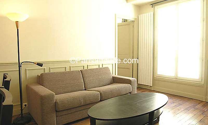 Rent Apartment 1 Bedroom 45m² rue Taine, 75012 Paris