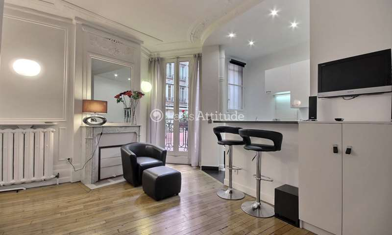 Location Appartement Studio 26m² rue Angélique Vérien, 92200 Neuilly sur Seine