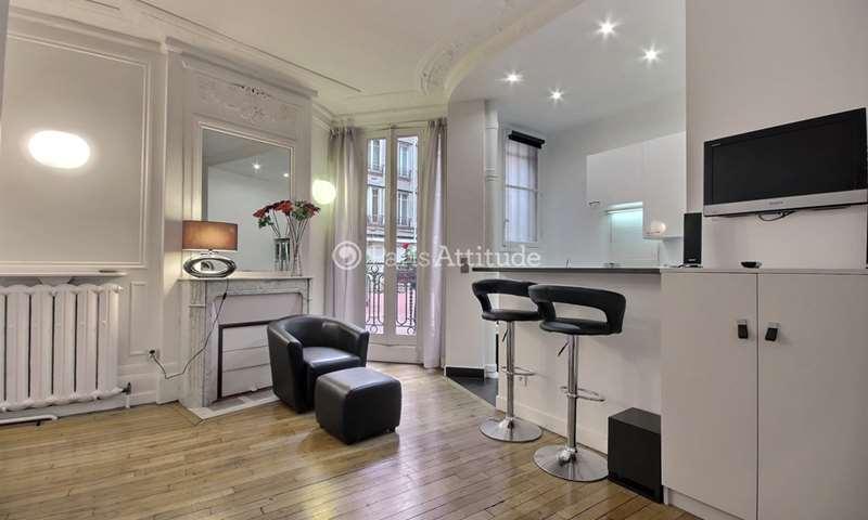 Rent Apartment Studio 26m² rue Angélique Vérien, 92200 Neuilly sur Seine