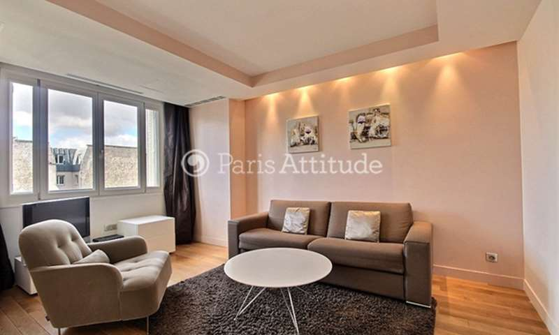 Rent Apartment 1 Bedroom 48m² avenue Matignon, 75008 Paris