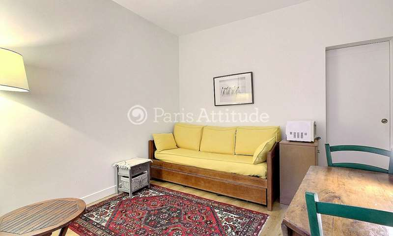 Location Appartement Studio 17m² rue Laromiguiere, 75005 Paris