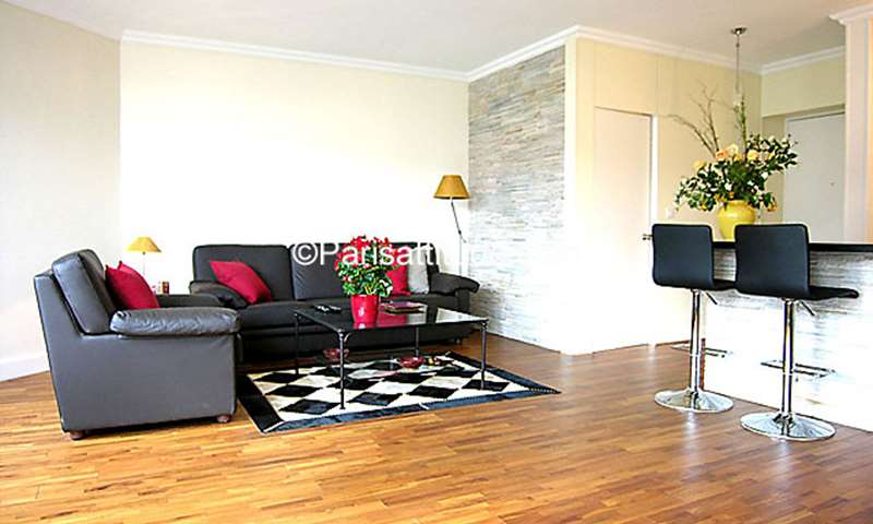 Rent Apartment 1 Bedroom 62m² avenue Foch, 16 Paris