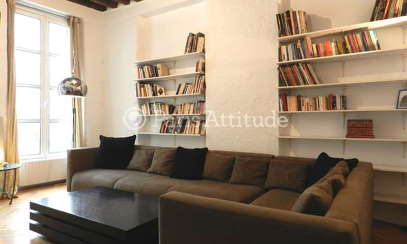 Location Appartement 1 Chambre 65m² rue Dussoubs, 75002 Paris