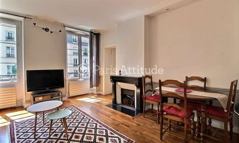 Rent Apartment 1 Bedroom 52m² rue Lecourbe, 75015 Paris