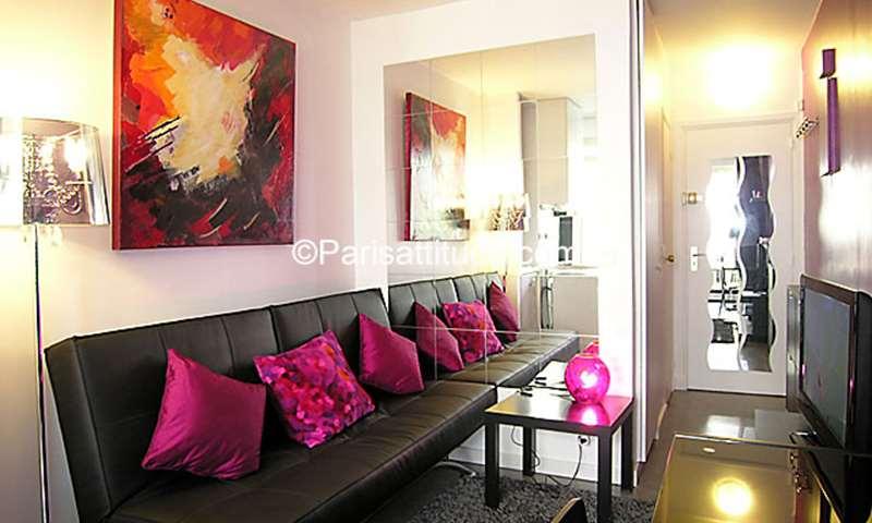 Location Appartement Studio 15m² rue Amelot, 11 Paris