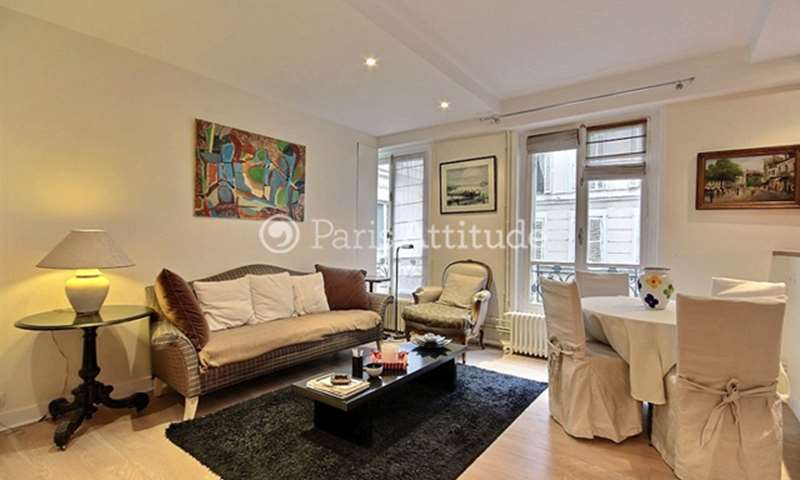 Rent Apartment 1 Bedroom 50m² avenue Kleber, 75016 Paris