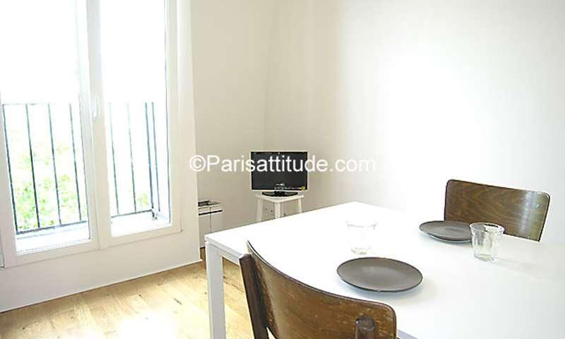 Rent Apartment Studio 20m² boulevard Voltaire, 11 Paris