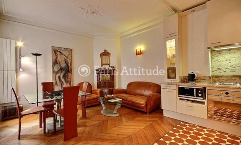 Location Appartement 2 Chambres 58m² rue de Poissy, 5 Paris