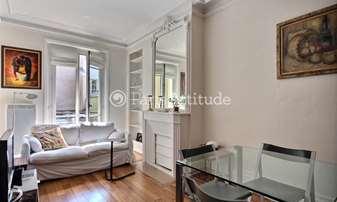 Rent Apartment 1 Bedroom 37m² rue de Poissy, 5 Paris