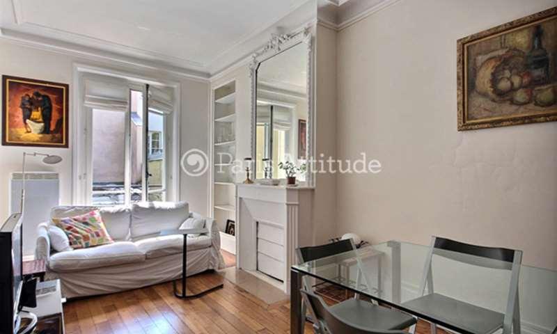 Location Appartement 1 Chambre 37m² rue de Poissy, 5 Paris