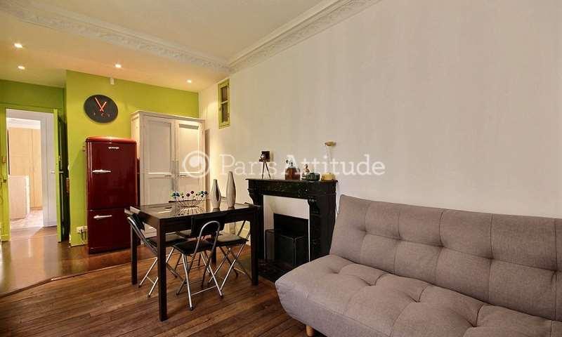 Rent Apartment 1 Bedroom 40m² rue Louis Morard, 14 Paris