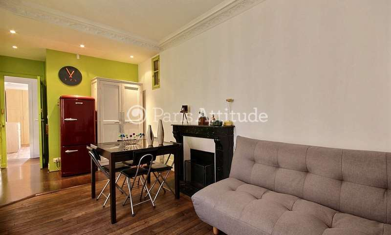 Rent Apartment 1 Bedroom 40m² rue Louis Morard, 75014 Paris